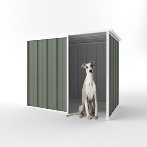 1.5 x 0.78 x 1.1 Dog Kennel flat Roof Supplied, Delivery and installation