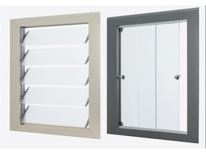 3.62 x 2.87 x 1.9 Colour Hinged Door Supplied, Delivery and installation