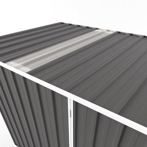 3.0 x 0.78 x 2.12 Double Hinged door Flat Roof Colour Supplied, Delivery and installation