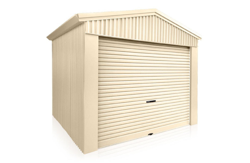 Stubbie 3.16x3.16x2.4 Roller Door Gable Supplied, Delivery And installation