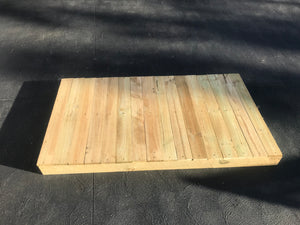 Richmond 6x4 1.94x1.24x1.9-2.35 Cedar shed Timber flooring Supplied, Delivery and installation