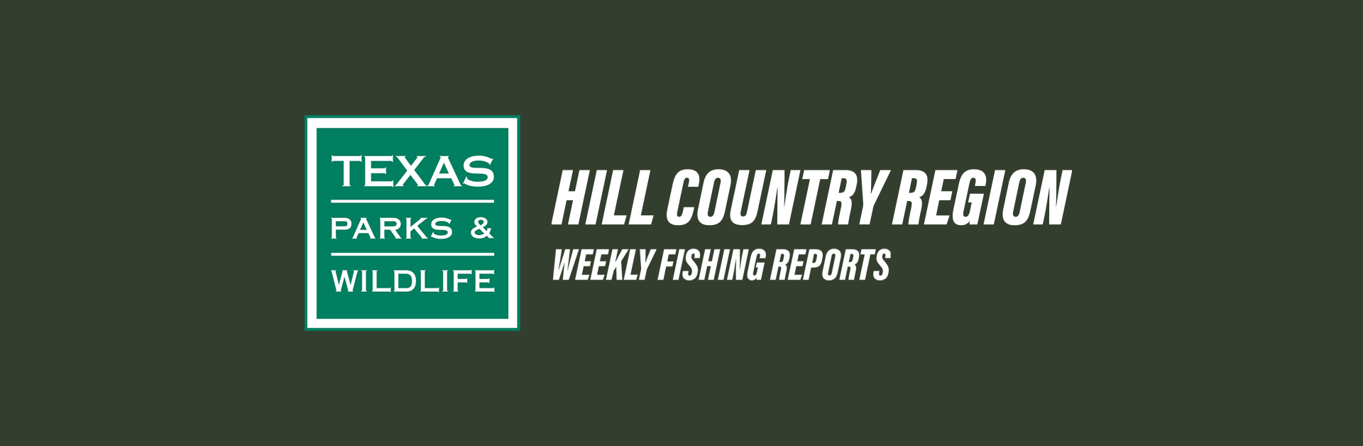 HILL COUNTRY REGION | WEEK OF 12/4/19