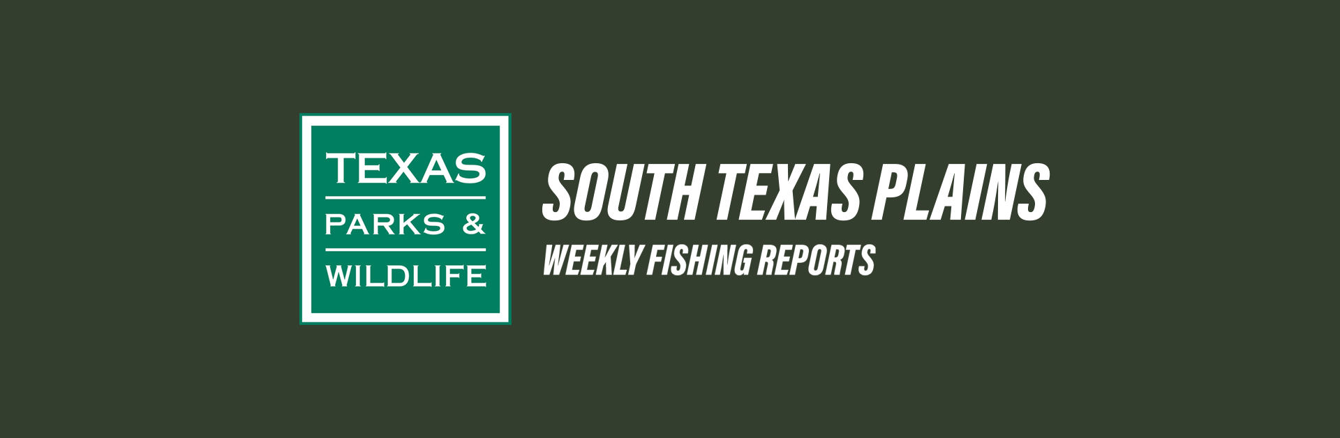 SOUTH TEXAS PLAINS | WEEK OF 12/4/19