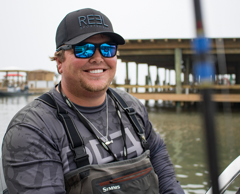 Capt. Connor Reynolds | Reynolds Guide Services