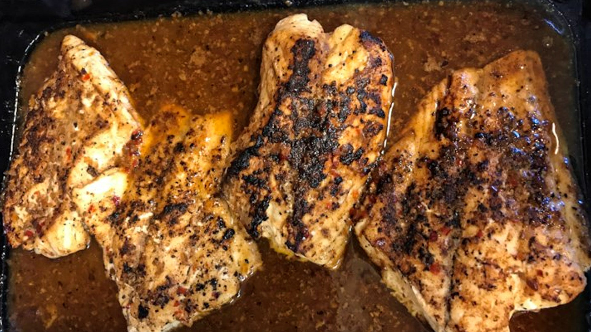 Blackened Redfish Recipe