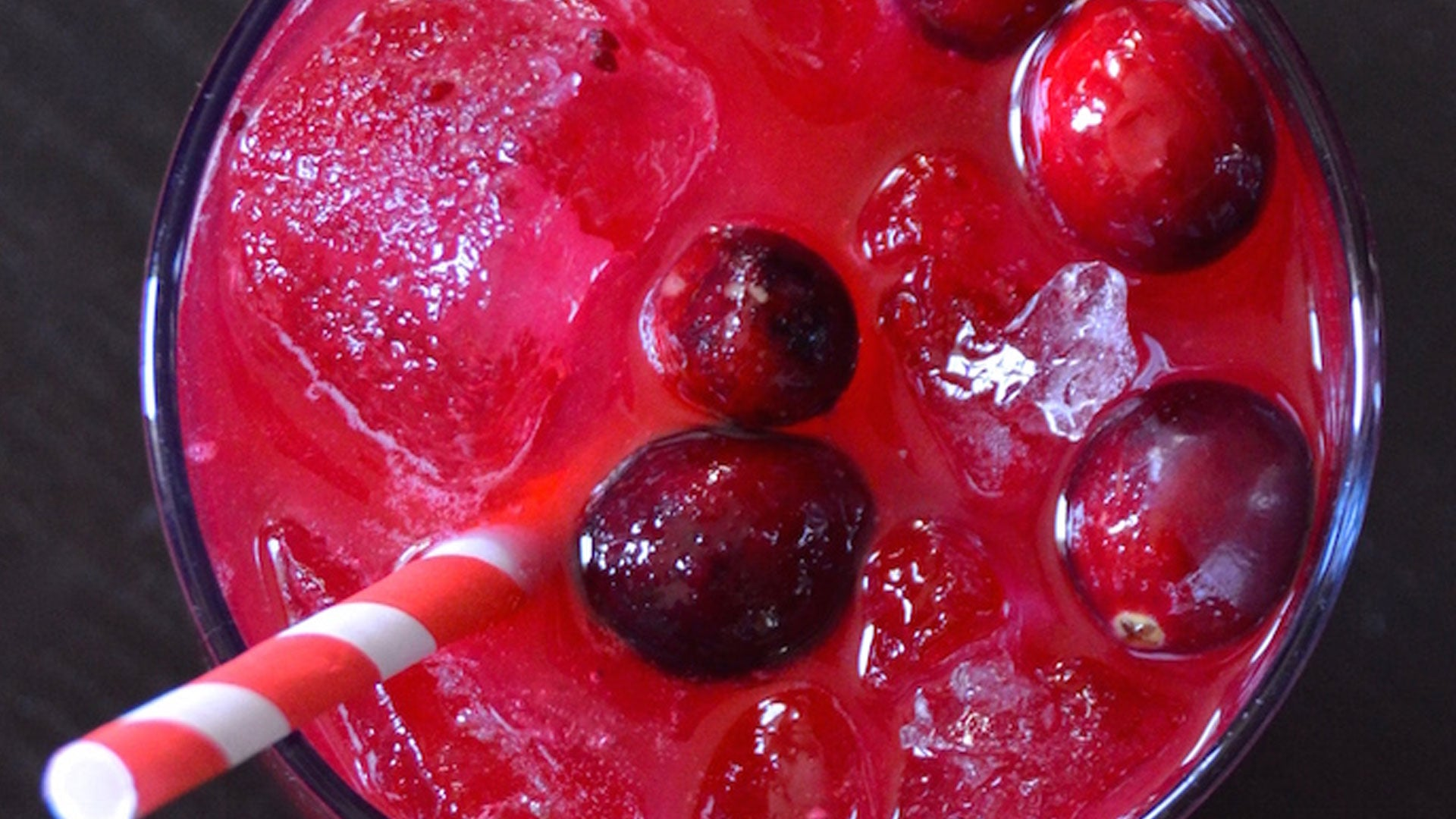 Cranberry Sauce Margarita Recipe