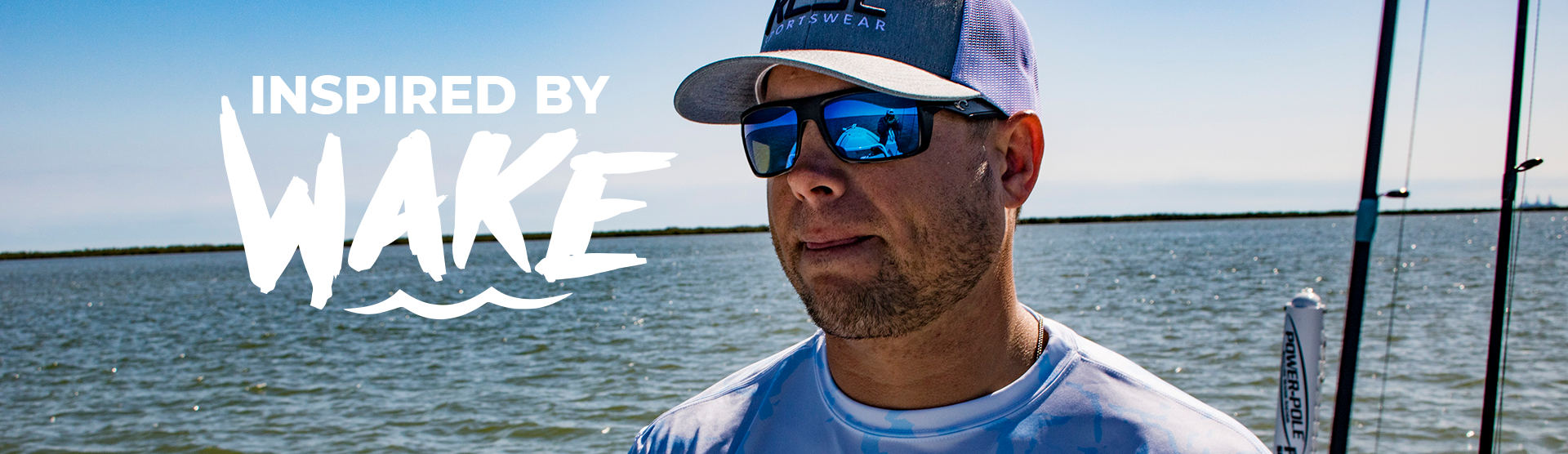 Fractured Series | Fishing Apparel