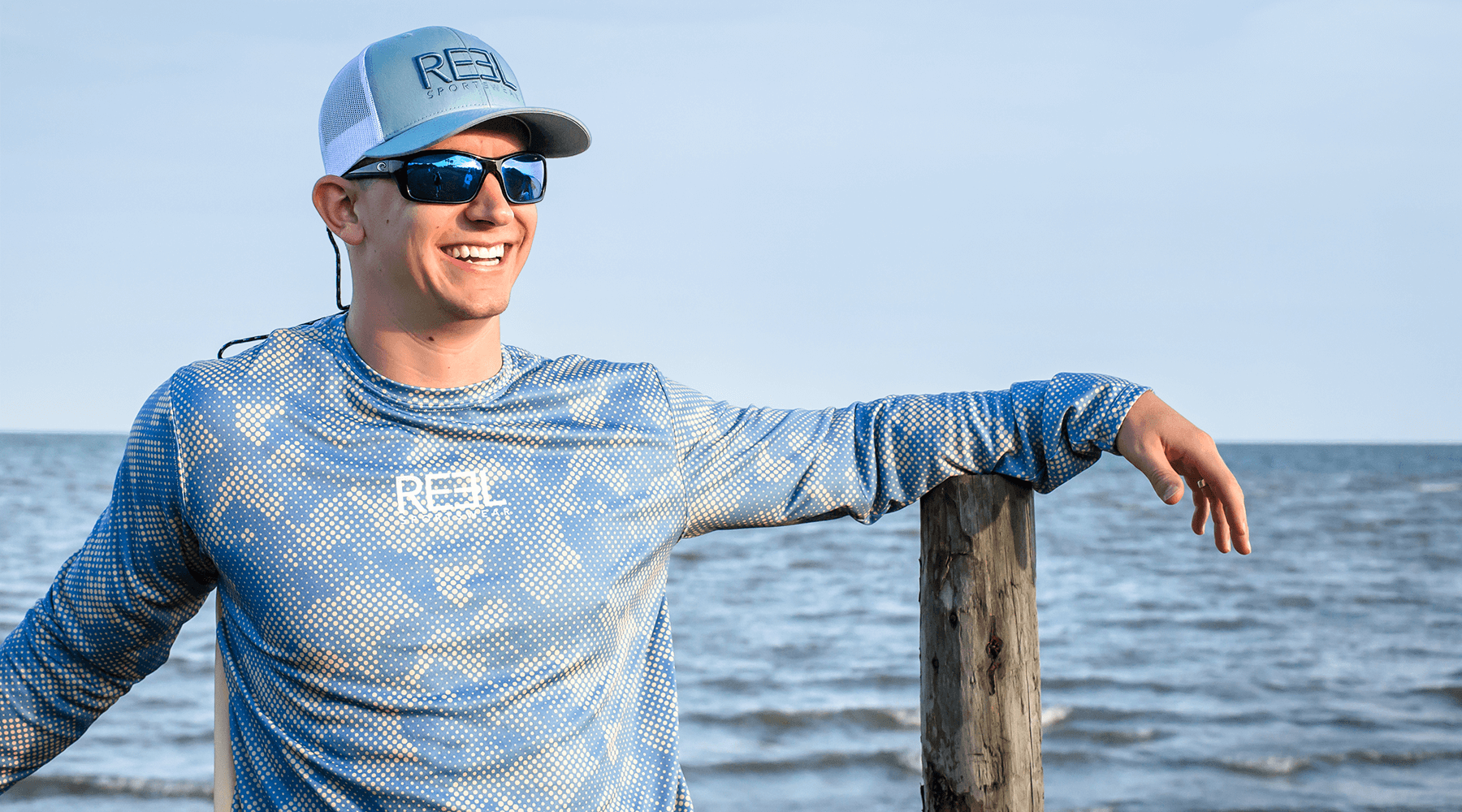 Reel Sportswear Performance fishing