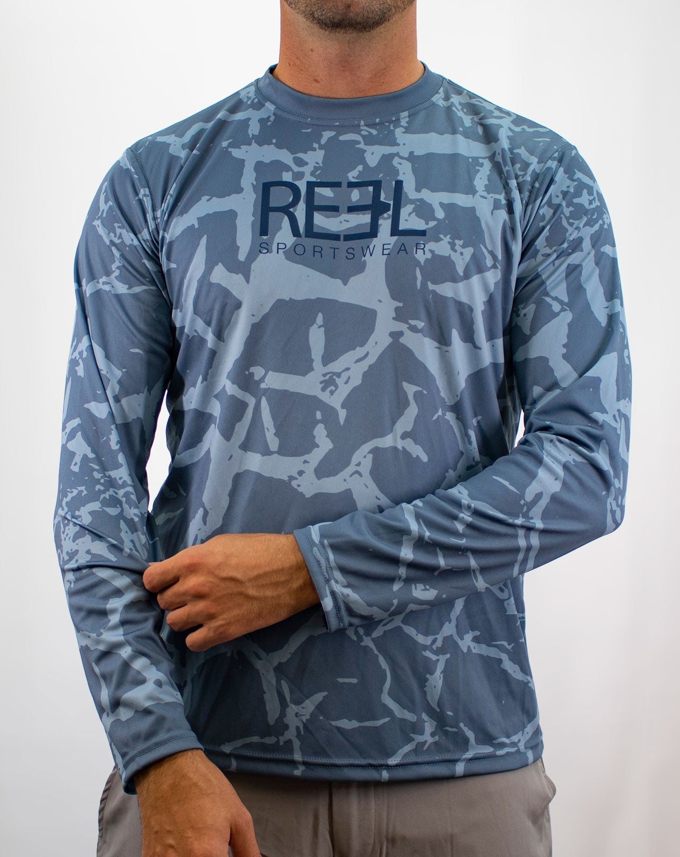 Fractured Series LS Fishing Shirt
