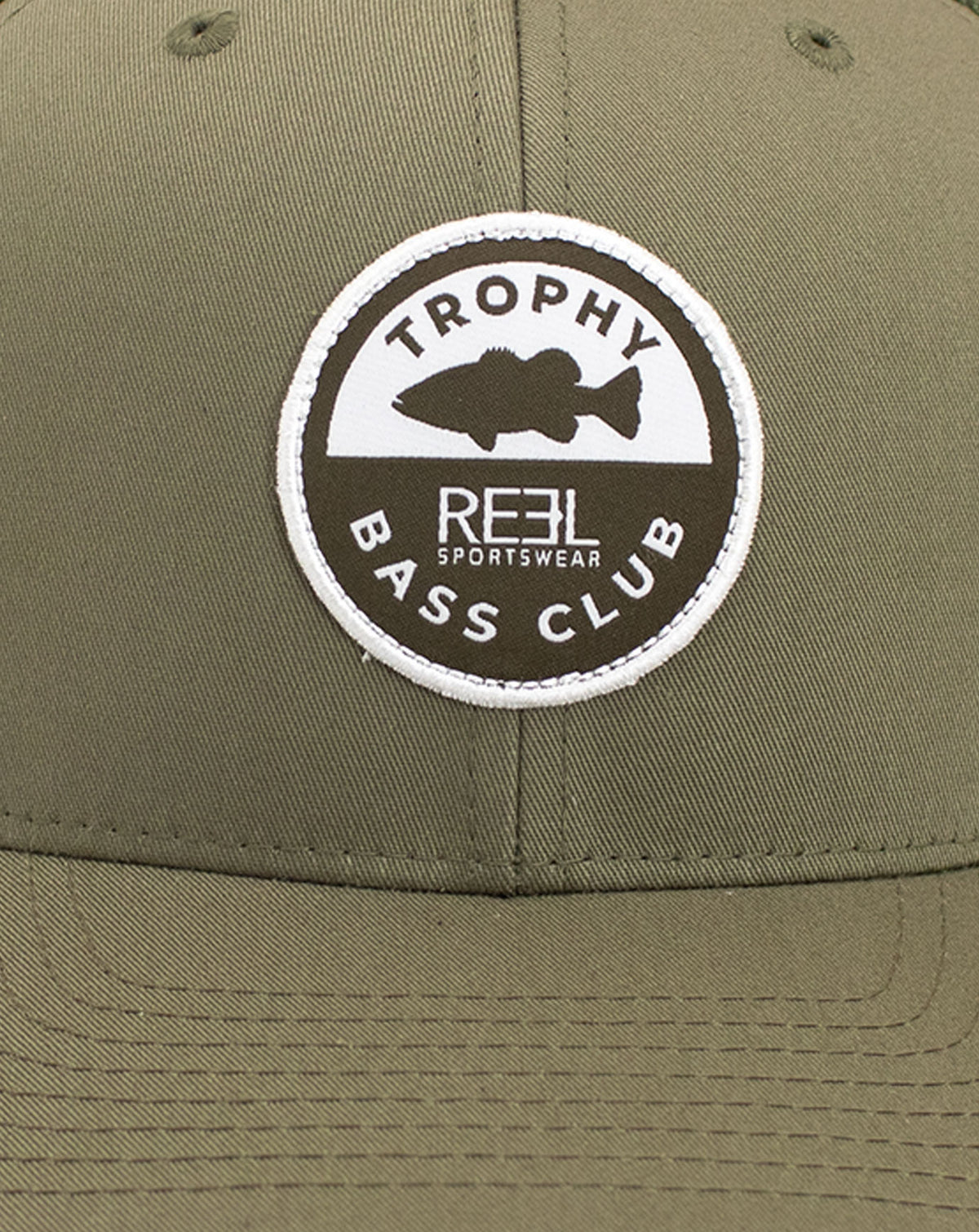 Trophy Trucker Bass Fishing Cap