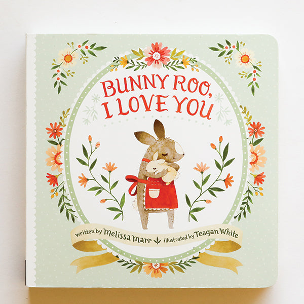 Bunny Roo I Love You - Pigment
