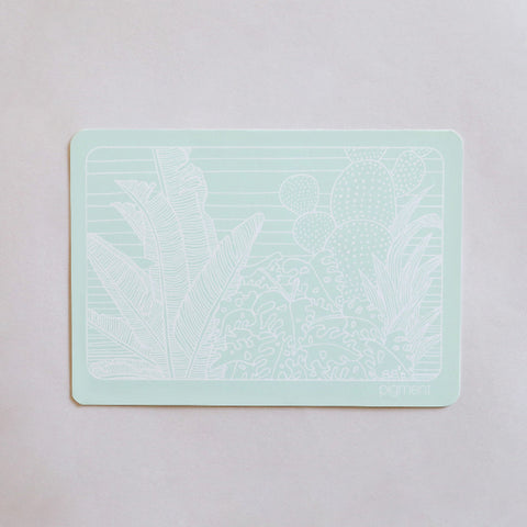 Tropical Postcard - Mint