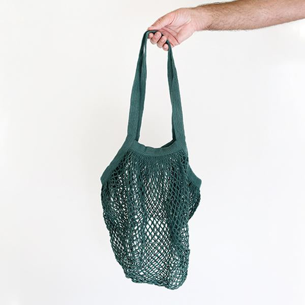 Le Marche Shopping Bag - Pine - Pigment