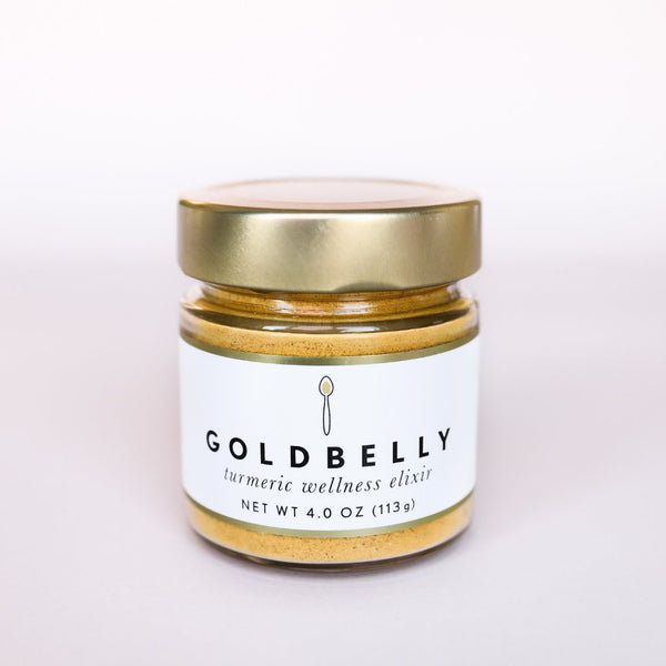 Turmeric Wellness Elixir Jar - Goldbelly