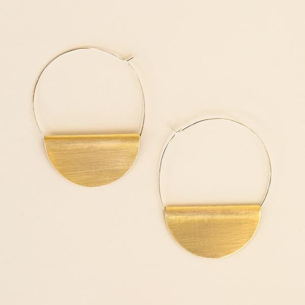 Hathor Hoops - Pigment