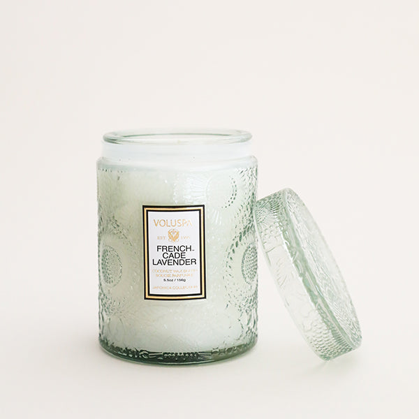 French Cade & Lavender Small Jar - Pigment