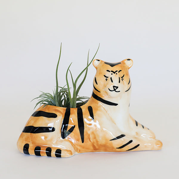 Untamed Planter - Tiger - Pigment