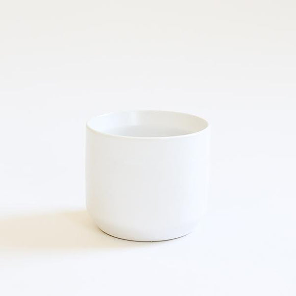 Kendall Pot - White - Pigment