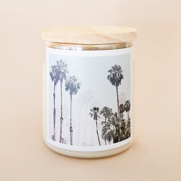 Sea Bones Palm Springs Candle - Mali
