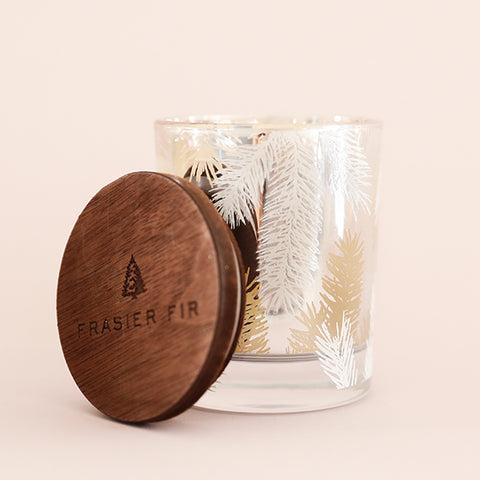 Frasier Fir Pine Needle Statement Candle Small
