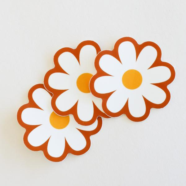 Daisy Sticker - Pigment