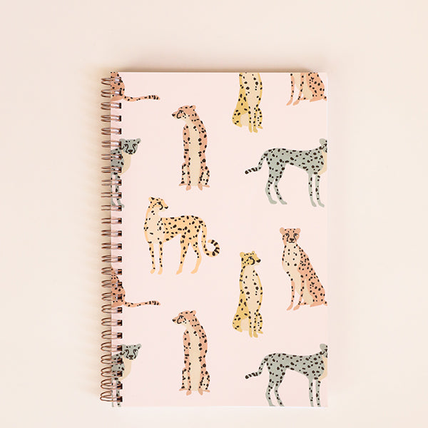Cheetahs Notebook - Pigment