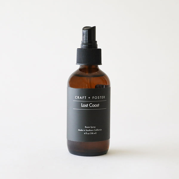 Lost Coast Room Spray - Pigment