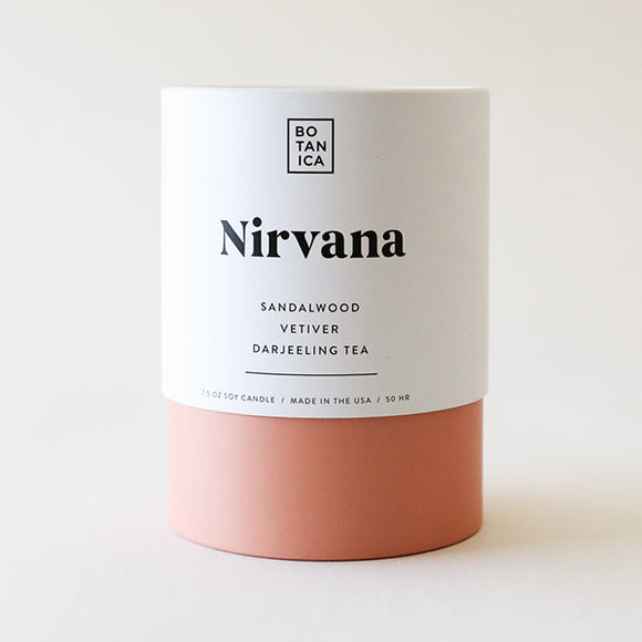 Nirvana Candle - Pigment
