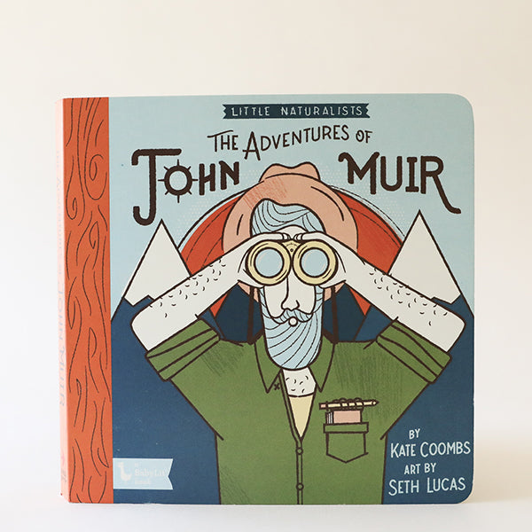 Little Naturalists: The Adventures of John Muir - Pigment
