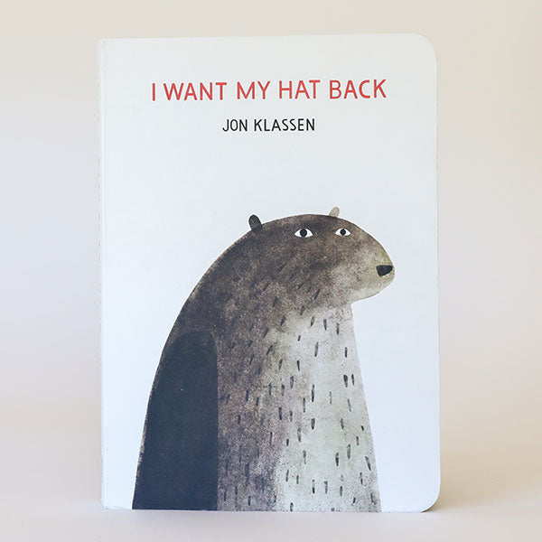 I Want My Hat Back Book - Pigment