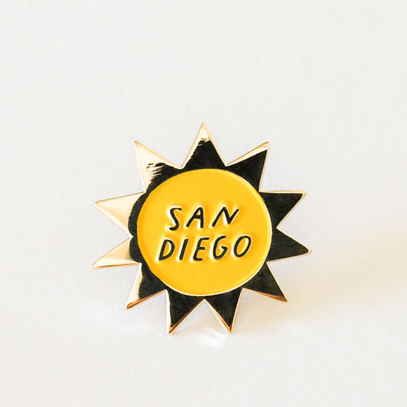 San Diego Pin - Pigment