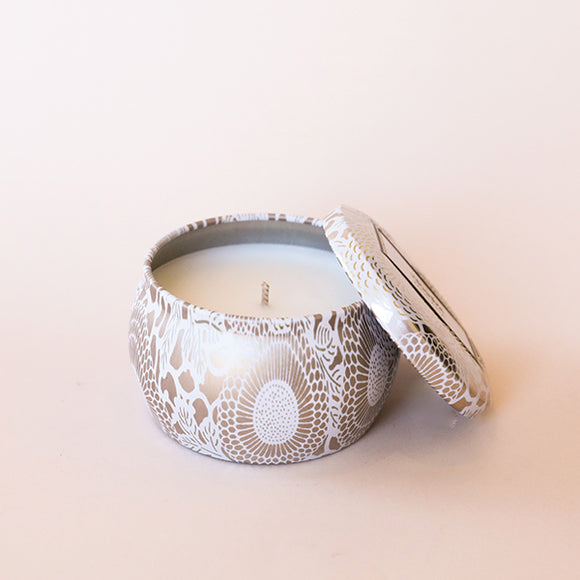 Mokara - Mini Decorative Tin Candle