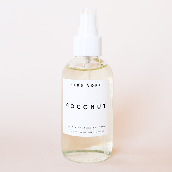 Coconut Body Oil 4oz