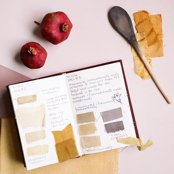 Natural Dye Workshop - August 24, 2019 | 10a-1p