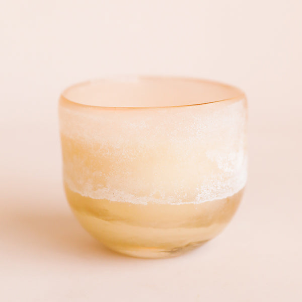 Coconut Milk Mango Small Mojave Glass Candle
