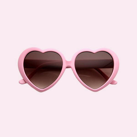 Lolita Sweet Heart Sunglasses