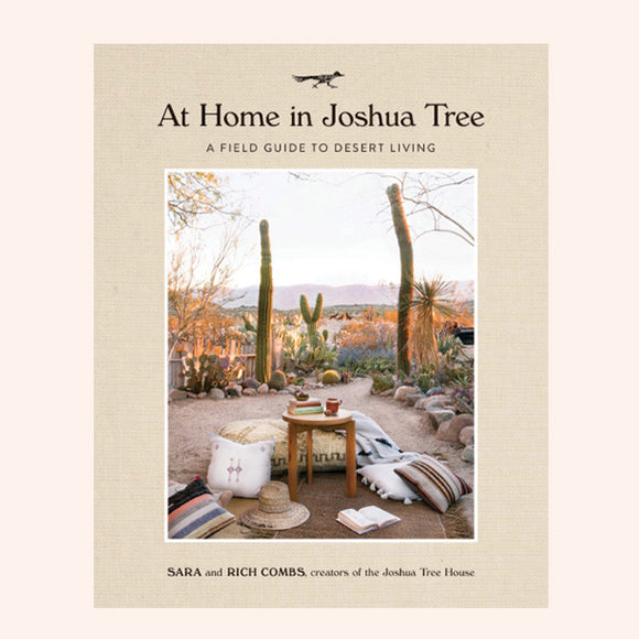 At Home In Joshua Tree - Pigment