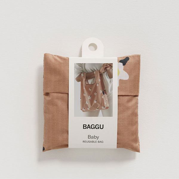 Baby Baggu - Painted Daisy - Pigment