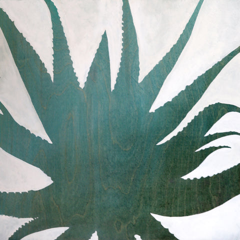Amy Paul - Blue Aloe I