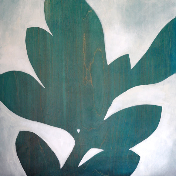 Amy Paul - Blue Jade II - Pigment