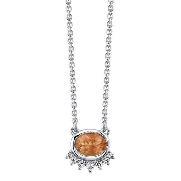 Oregon Sunstone Sunrise Choker