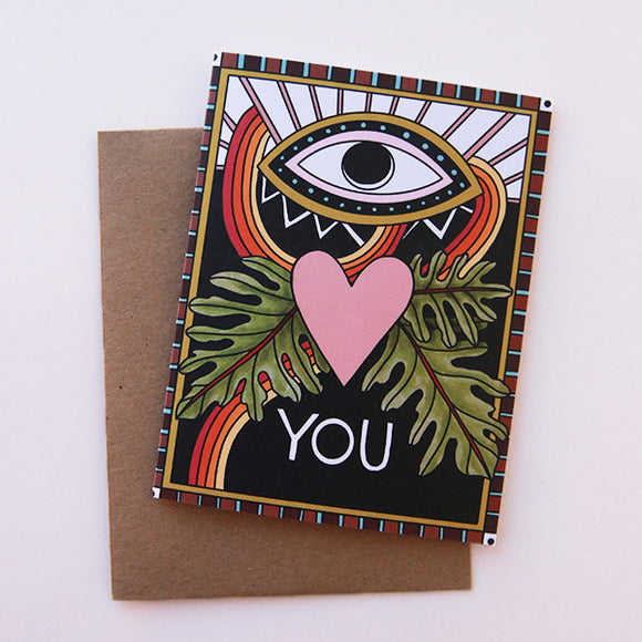 eye love you  - Pigment