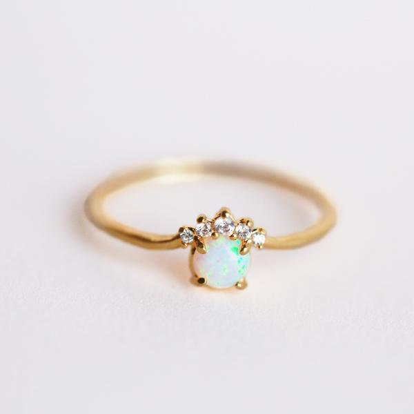 Opal Ring - Pigment