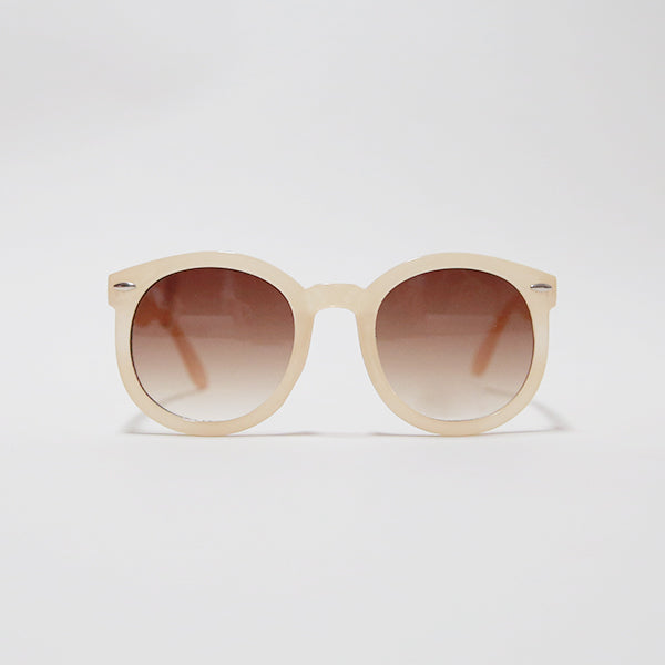 Kids Sunglasses - Beige _ Pigment