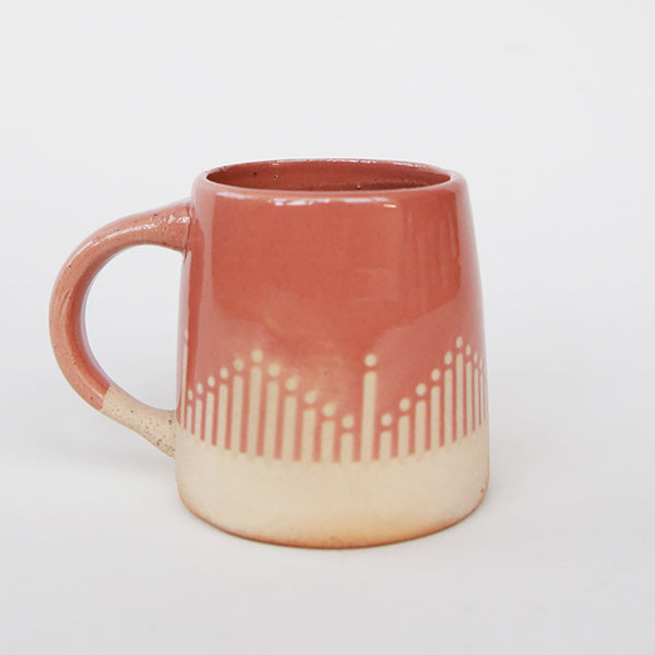 Desert Mountain Adobe Mug - Pigment