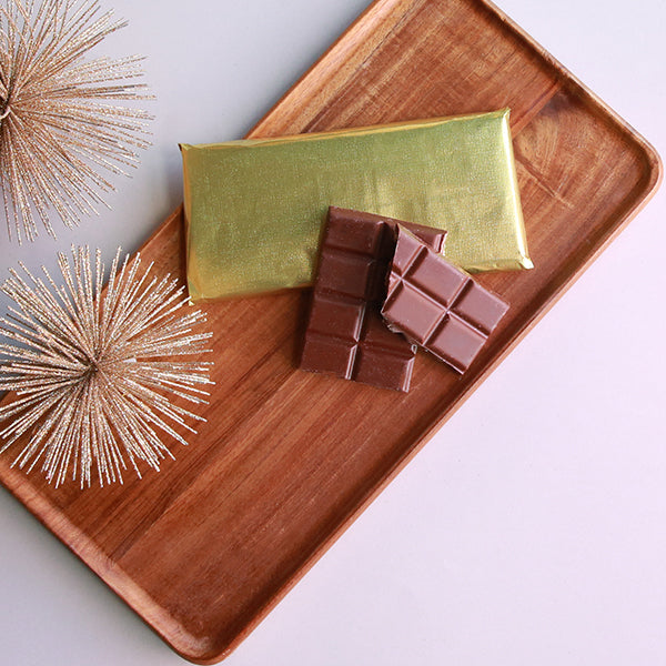 Handmade Holiday Chocolate Bar Workshop - December 21, 2019 | 12:00p-1:00p