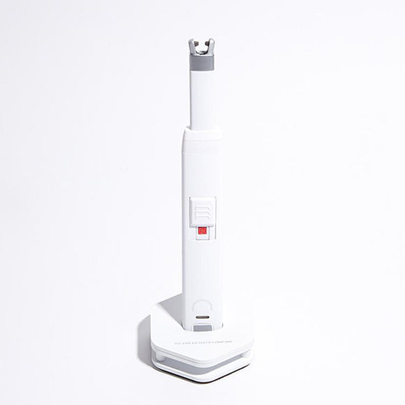 USB Candle Lighter Matte White - Pigment