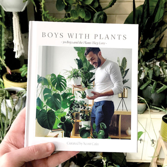 Boys with Plants - Pigment