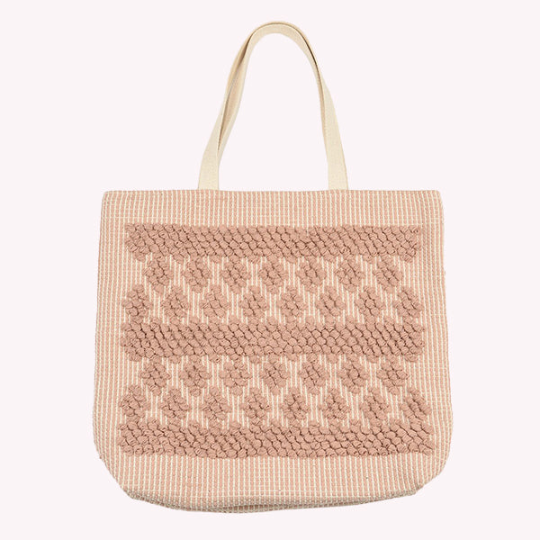 Blush Diamond Tote - Pigment