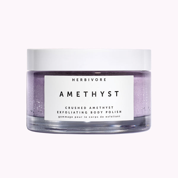 Amethyst Exfoliating Body Polish - Pigment